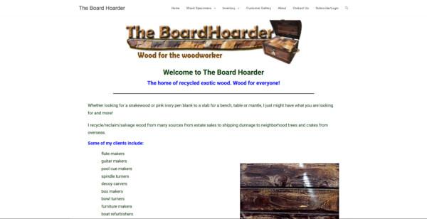 The Board Hoarder